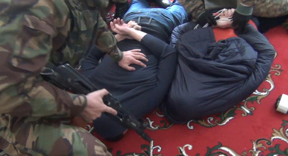 FSB: Dağıstan'da gizli IŞİD hücresinin 7 üyesi yakalandı