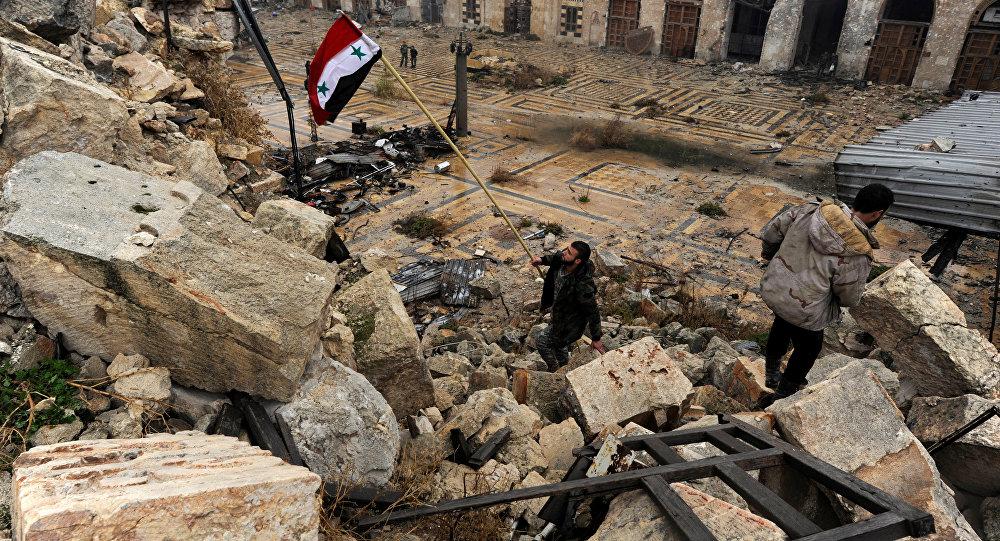 Almanak kapak fotoğrafı / Suriye