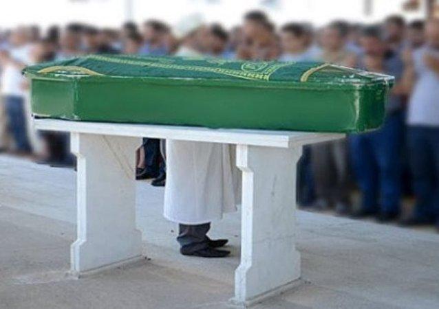 cenaze- musalla taşı