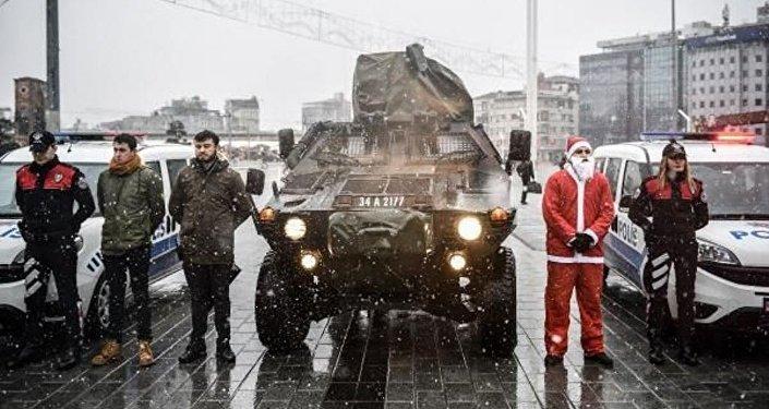 İstanbul - yılbaşı önlemleri