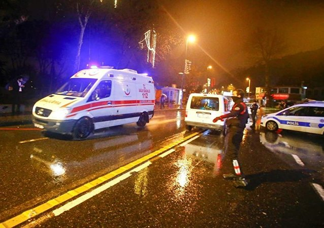 İstanbul - Reina - silahlı saldırı