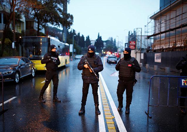 İstanbul -Reina - saldırı