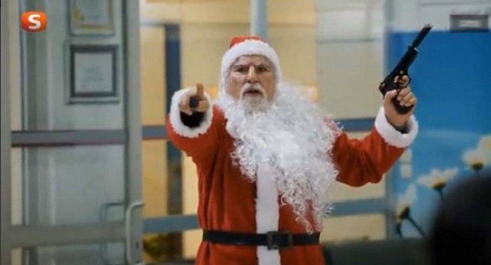STV - Noel Babalı saldırı