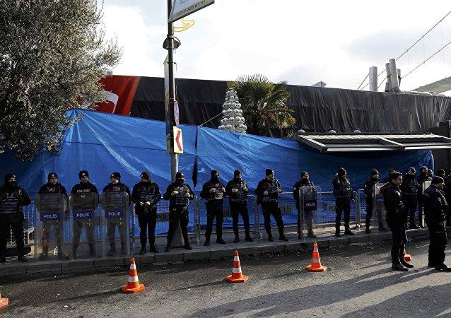İstanbul - Reina - saldırı