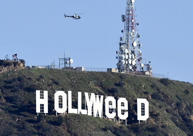 'Hollywood' yazısını değiştirdiler