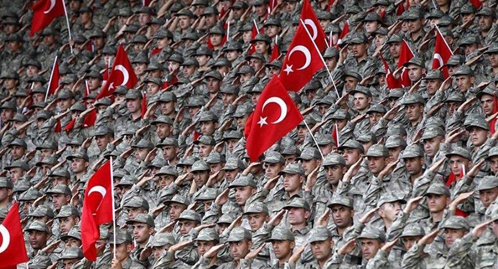 Türk Silahlı Kuvvetleri - TSK
