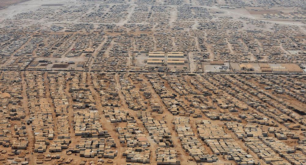 Ürdün'deki sığınmacı kampında patlama: 4 ölü