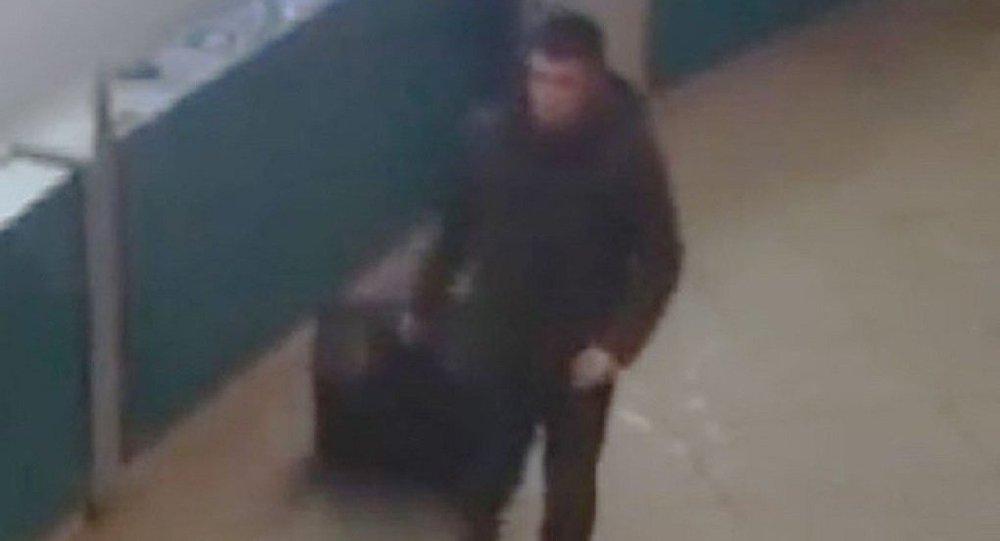 Reina saldırganının Konya otogarında çekilen güvenlik görüntüleri