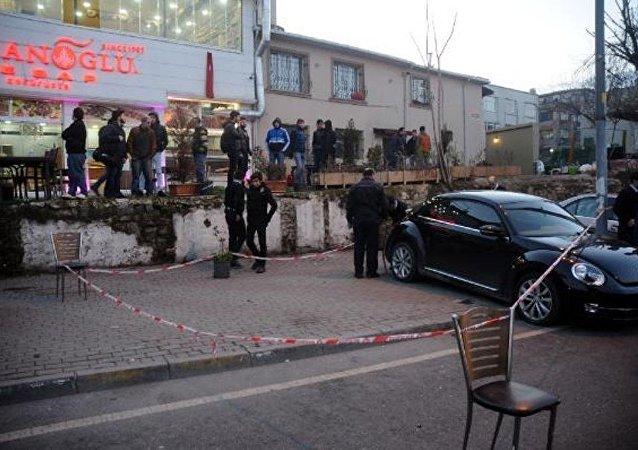 lokanta silahlı saldırı