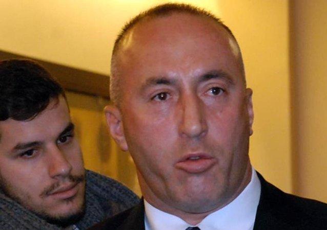Eski Kosova Başbakanı Ramush Haradinaj