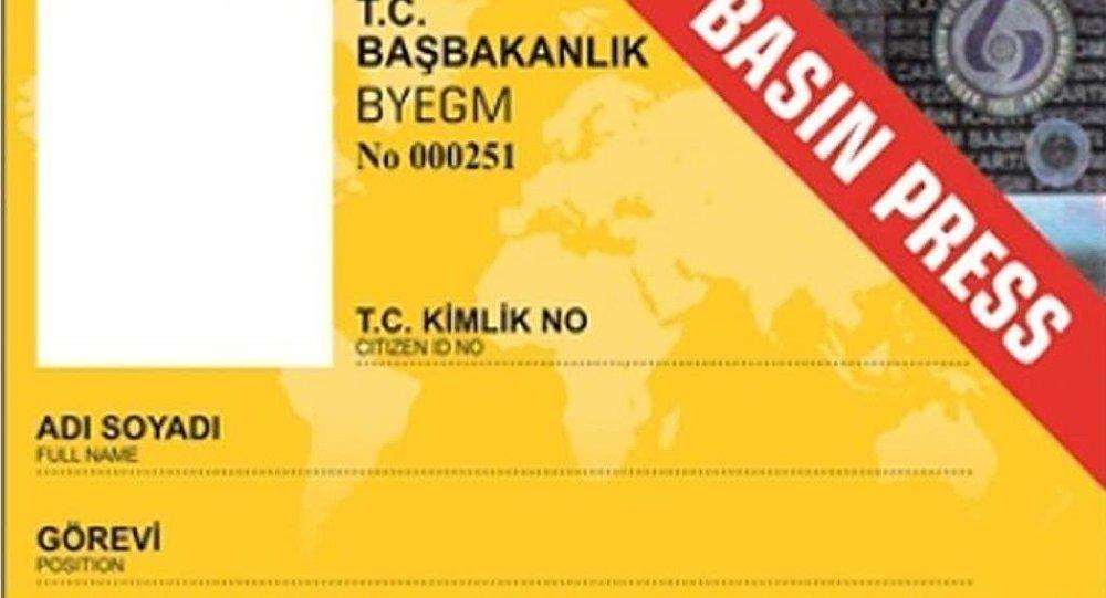 Basın kartı