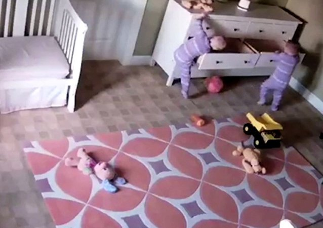 Bowdy Shoff'un ikiz kardeşi Brock'u kurtardığı görüntüler Youtube'da milyonlarca kez izlendi
