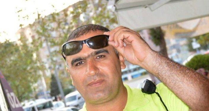 İzmir'deki bombalı saldırıda hayatını kaybeden polis memuru Fethi Sekin