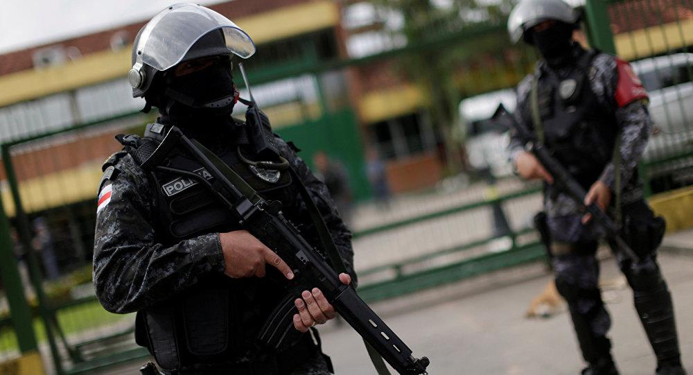 Brezilya'da cezaevi isyanı