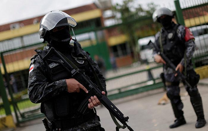 Brezilya, Venezüella sınırına asker gönderecek