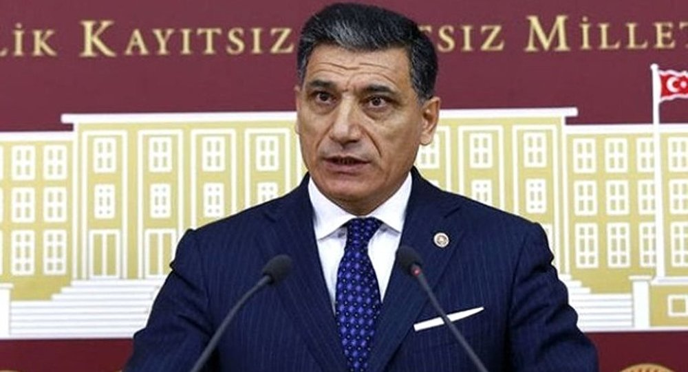 MHP Isparta Milletvekili Nuri Okutan