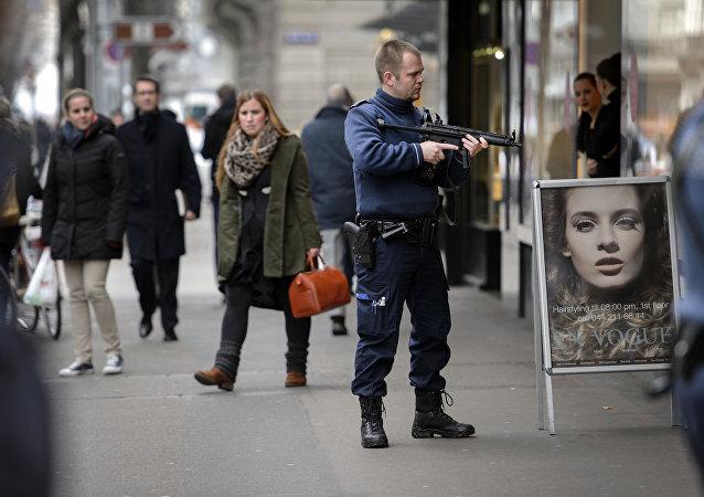 İsviçre polisi