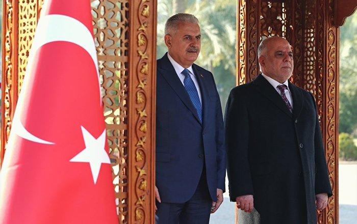 Türkiye'nin derdi sınırlar değil petrol