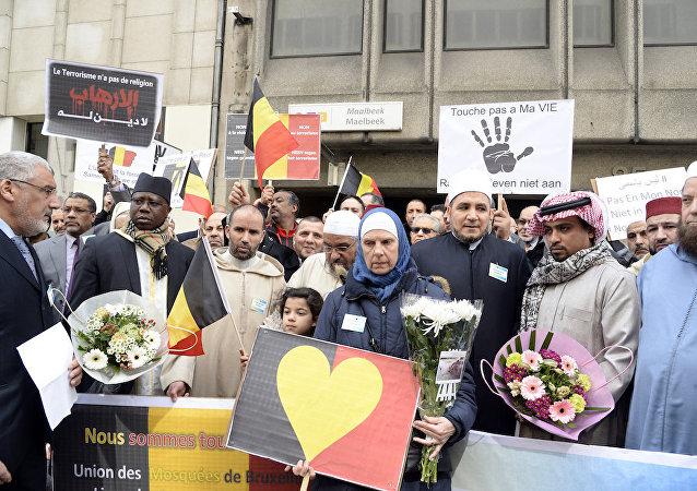 Belçika'daki Müslümanlar