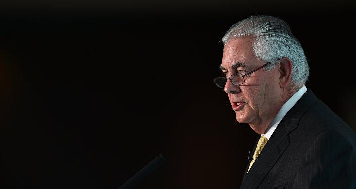 ABD'nin 45. Başkanı Donald Trump tarafından dışişleri bakanlığına aday gösterilen Exxon Mobil Genel Müdürü Rex Tillerson