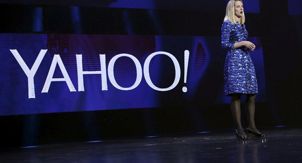 Yahoo CEO'su Marissa Mayer