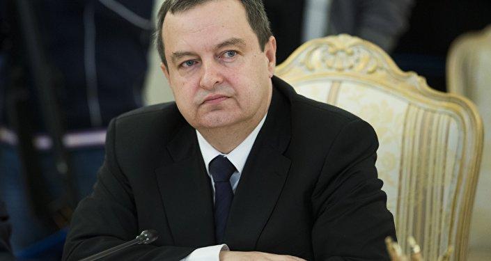 Sırbistan Dışişleri Bakanı İvica Dacic