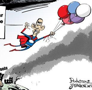 Obama. Demokrasi