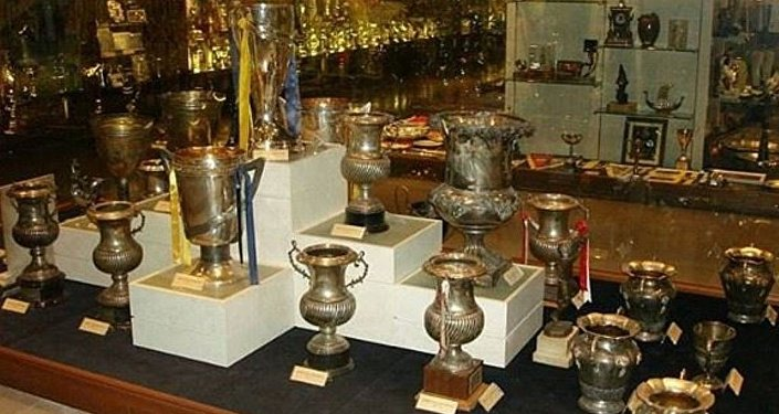 Fenerbahçe kupaları