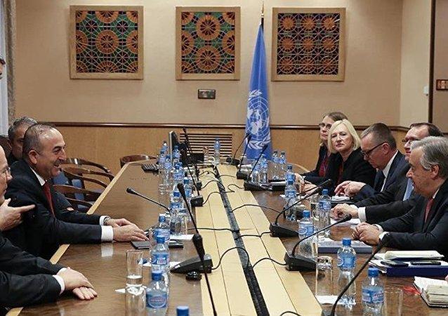 Mevlüt Çavuşoğlu - Kıbrıs müzakereleri
