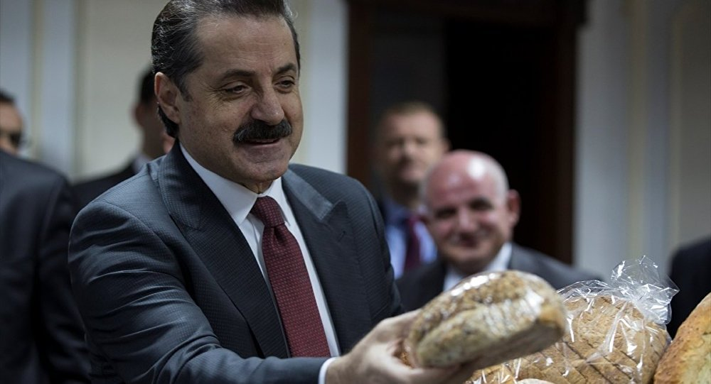 Gıda Tarım ve Hayvancılık Bakanı Faruk Çelik, bakanlıkta düzenlediği basın toplantısında, ekmek fiyatı başta olmak üzere tarımda güncel konularla ilgili açıklama yaptı.