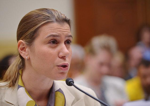 ABD Savunma Bakanı Yardımcısı Vekili Elissa Slotkin