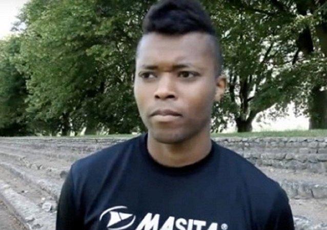 Gambialı Alieu Darbo