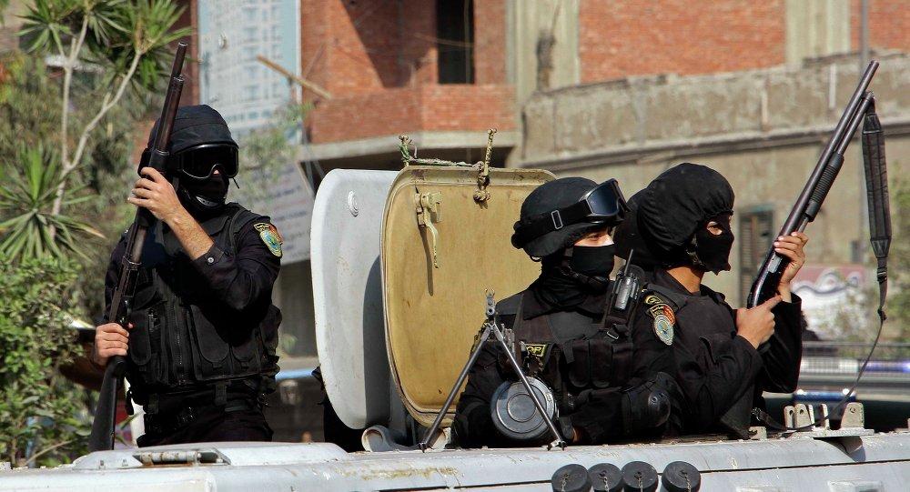 Mısırda kontrol noktasına silahlı saldırı: En az 8 polis hayatını kaybetti