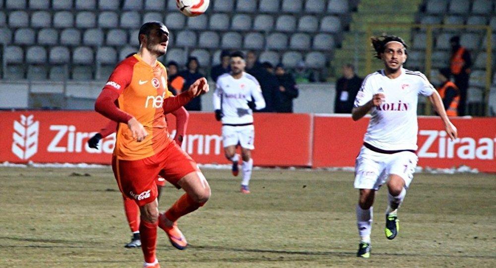 Elazığspor - Galatasaray