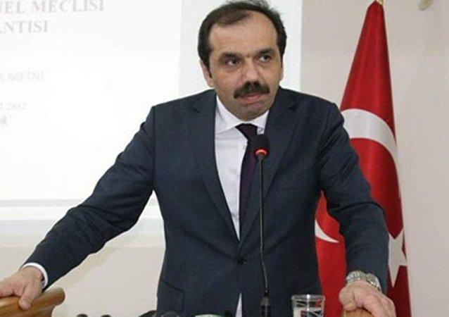 AK Parti Trabzon Milletvekili Muhammet Balta