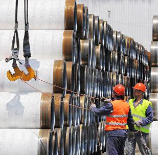 The Turkish Stream Offshore Pipeline Türk akımı