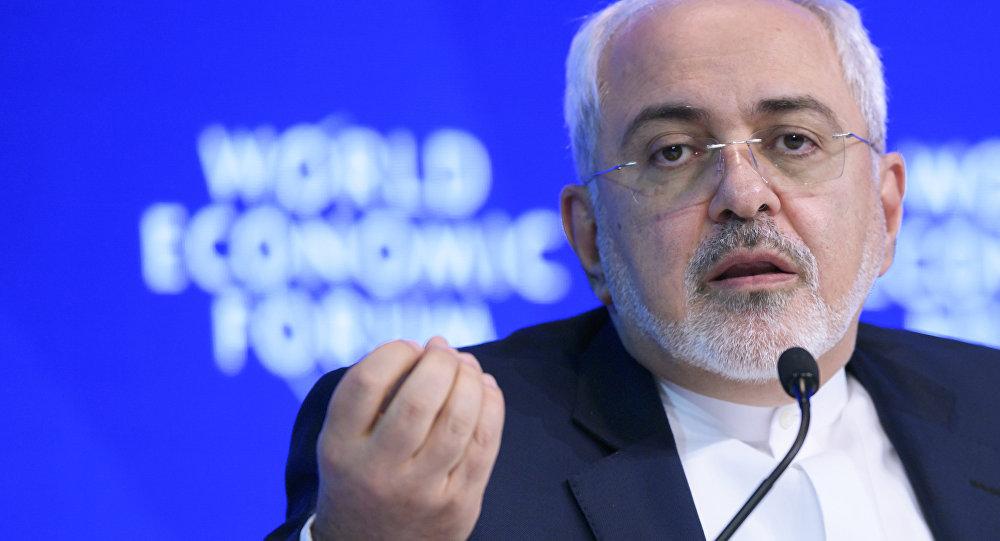 İran Dışişleri Bakanı Muhammed Cevad Zarif Davos