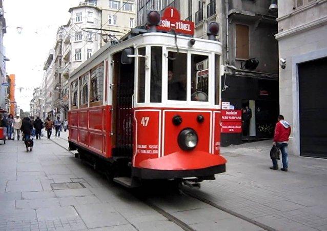 Nostaljik tramvay