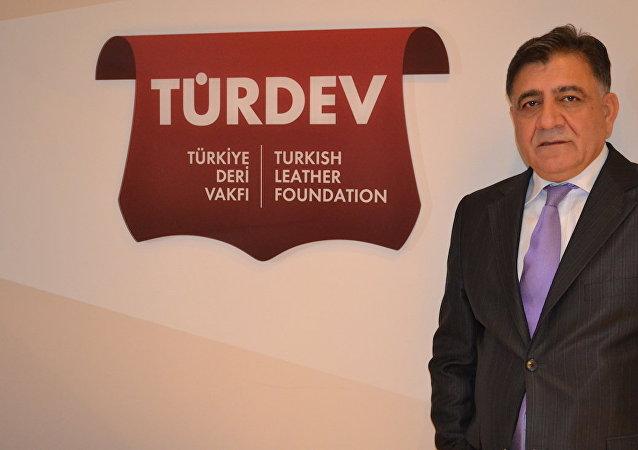 Türkiye Deri Vakfı (TÜRDEV) Başkanı Kıyasettin Temuçin