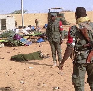 Mali'de askeri üsse bombalı saldırı