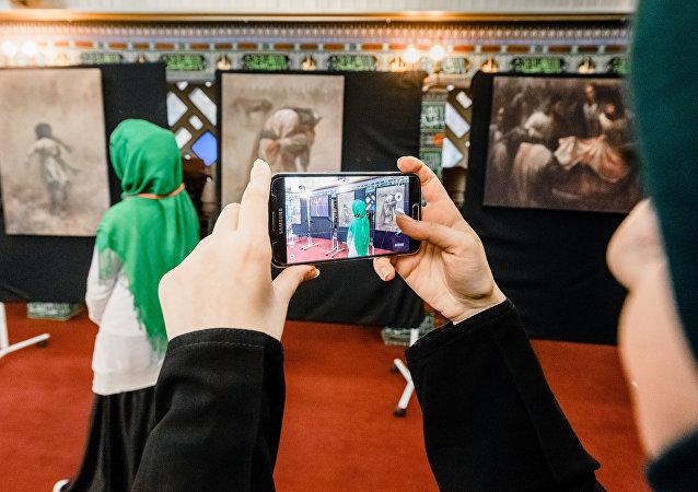 Almanya, müslüman kadın