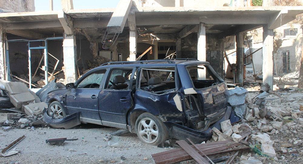 El Nusra kampı vuruldu, 120 kişi öldü