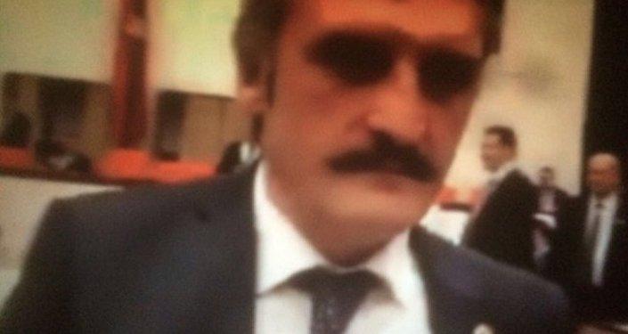 AK Partili Ahmet Hamdi Çamlı