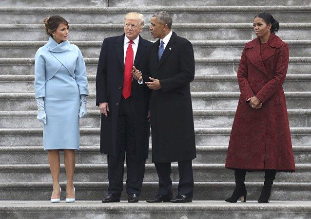 ABD'de yemin töreni