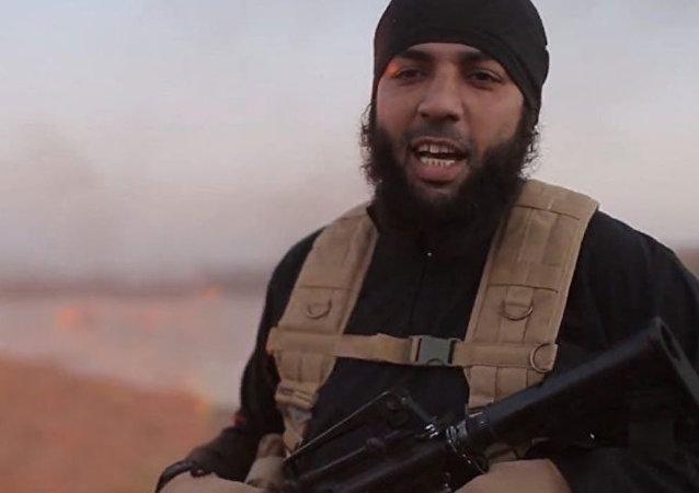 Türkiye doğumlu IŞİD üyesi Hasan Aydın