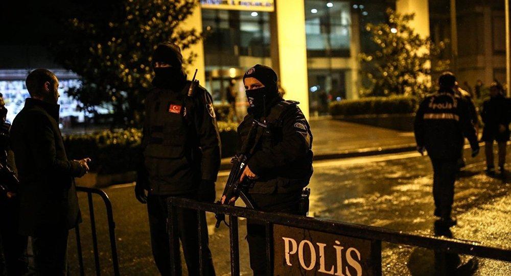 AK Parti İstanbul İl Başkanlığı'na lav silahlı saldırı