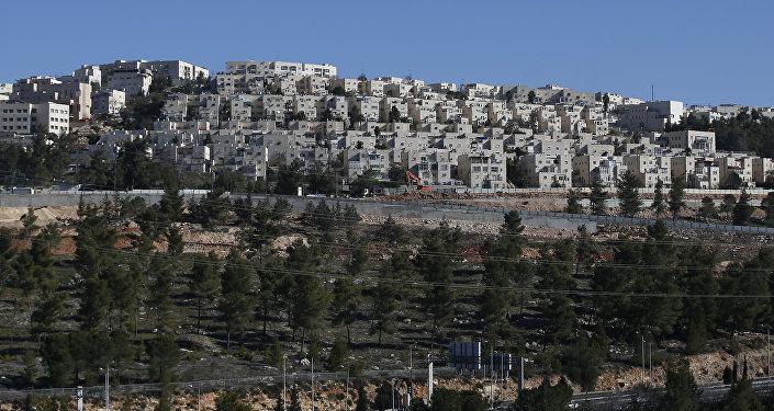 Doğu Kudüs'teki yahudi yerleşim inşaatı