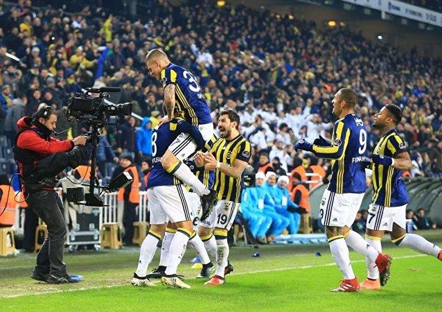 Fenerbahçe-Medipol Başakşehir