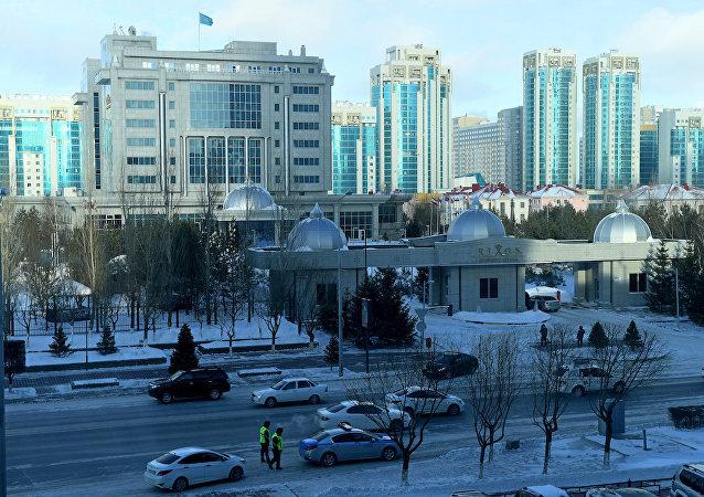 Astana'daki Suriye görüşmelerinin gerçekleştirildiği Rixos oteli