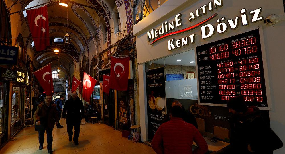 Dolar - Euro - Döviz - Türk lirası - TL